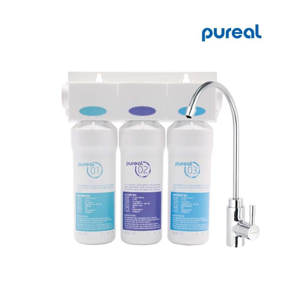 Filteri za vodu ispod sudopere voden