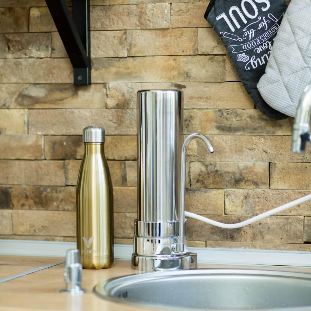 voden steel filter za vodu 2