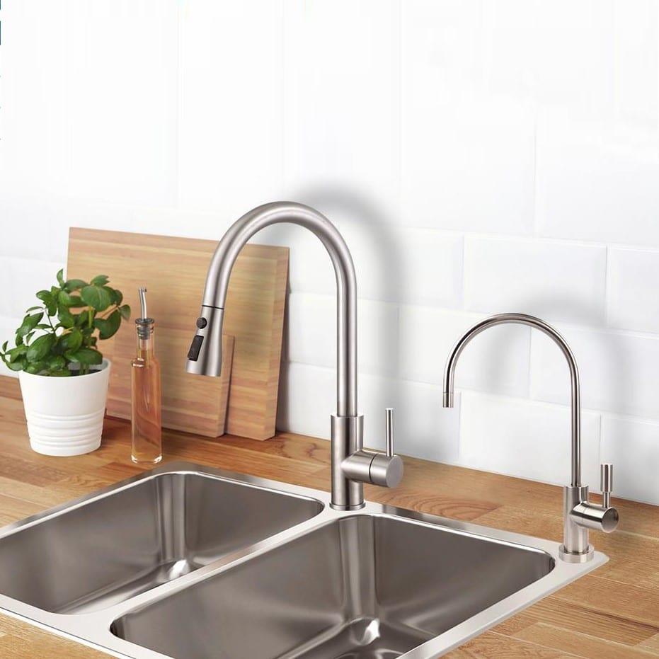 zasebna cesma za filter za vodu ispod sudopere