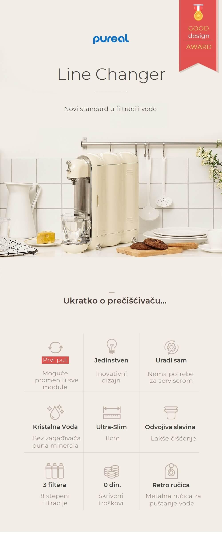 ukratko line changer