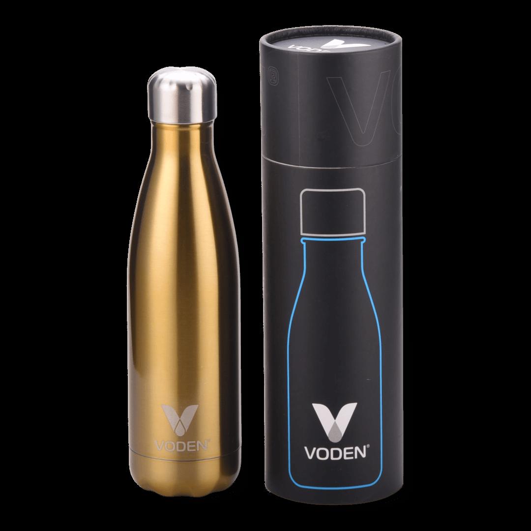 Champagne gold voden flasica2