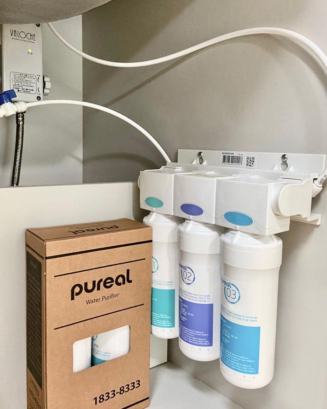 filteri za vodu ispod sudopere voden 2